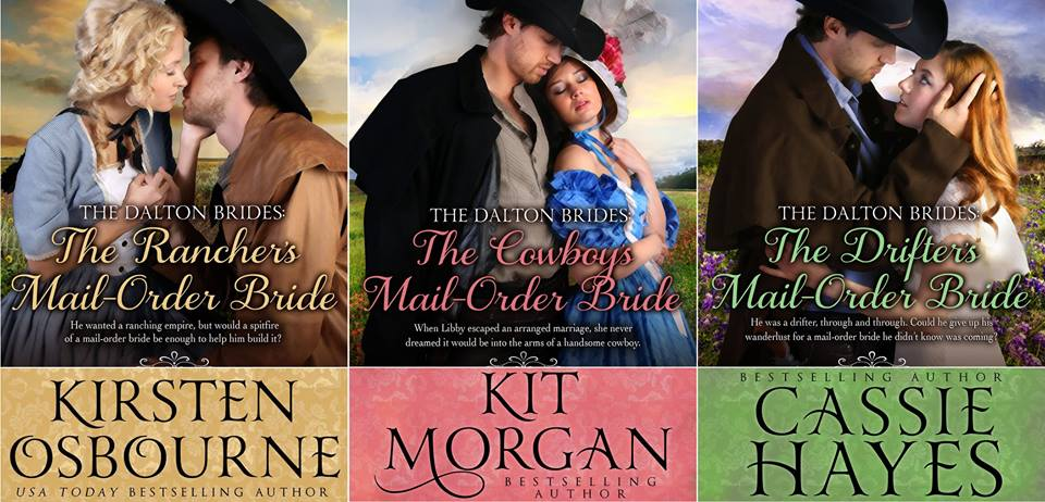 The Dalton Brides series